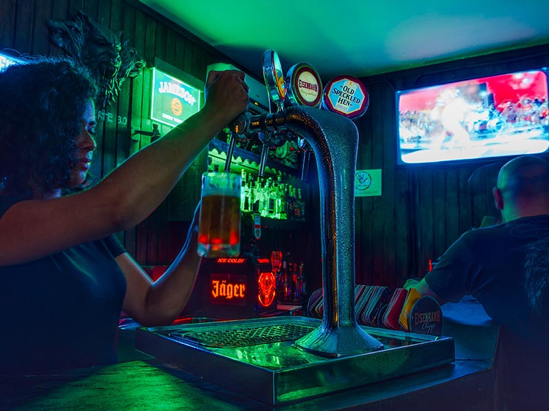 Sports Bar Ethnography Project | All In Moderation, Los Angeles, CA & Ft. Lauderdale, FL